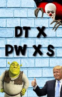 Donald Trump x Pennywise x Shrek cover