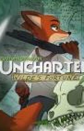 Furry uncharted rp by DEDSECpro101