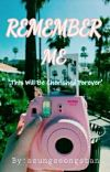 Remember Me (JIKOOK) [COMPLETED] cover