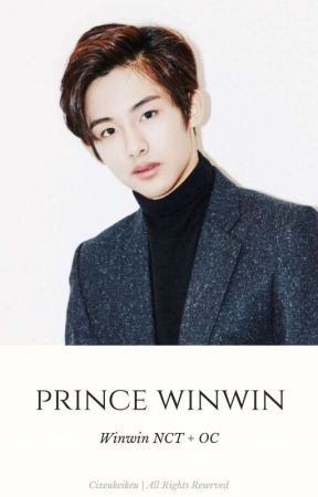 Prince Winwin [Winwin NCT + OC] by cizeukeikeu