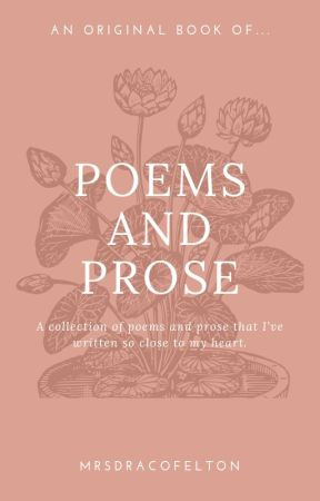 POEMS AND PROSE by arcanepeter