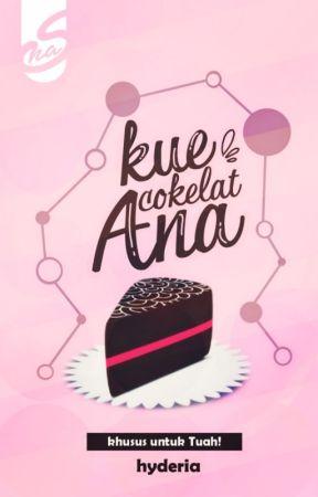 Kue Cokelat Ana by Hyderia