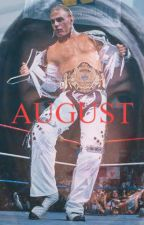 August [Shawn Michaels/OC] by lovecraftianbeauty