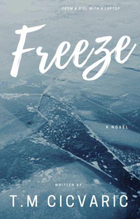 Freeze by BlueeKisses