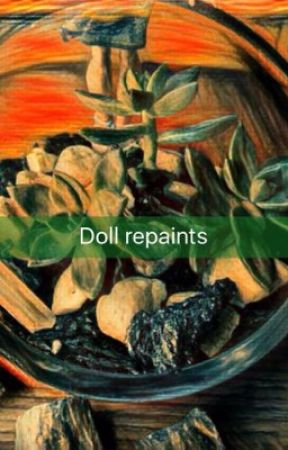 Doll repaints  by Jellypaint
