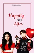 happily ever after {jinrene fanfiction} by dangerousroulette