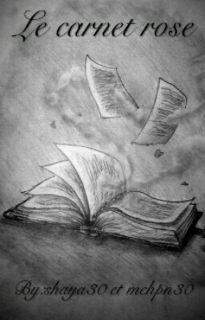 Le carnet rose by shaya30