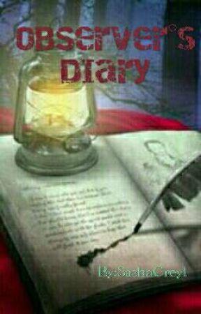 Щоденник спостерігача by Sasha_creyt