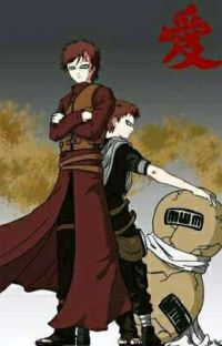 Gaara back in time cover