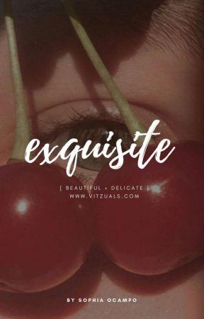 exquisite. by vitzuals