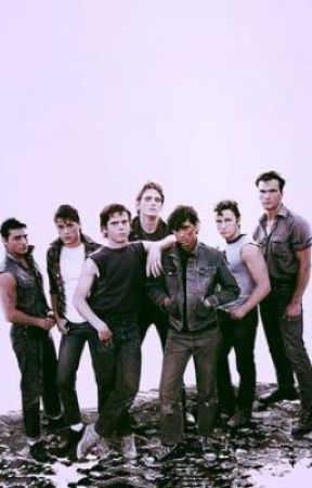 The Outsiders: The Next Generation  by atinydino