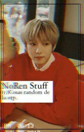 - ̗̀NoRen Stuff  ̖́- by 3MP4THY