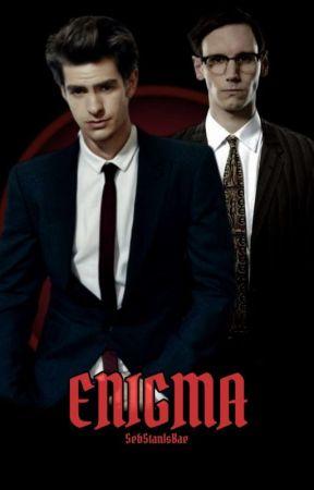 ( ON HOLD ) Enigma // Edward Nygma by SebStanIsBae