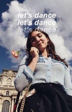 LET'S DANCE → d. henderson by parkerus