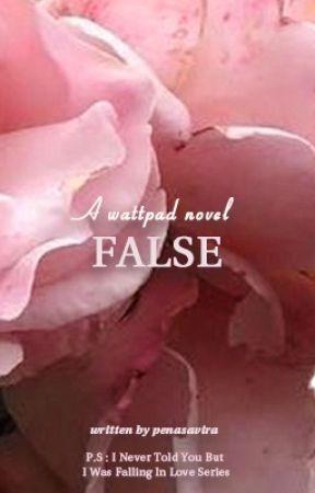 FALSE by penasavira