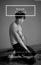 Please, Teacher [Kim Nam Joon] [One-Shot] {+18} by AlexandraSwagger