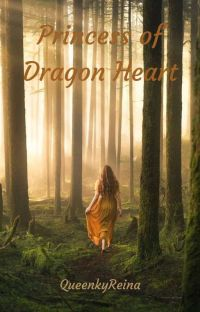 Princess of Dragon Heart (BTS Fantasy Fanfiction) cover