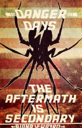 Danger Days: The Aftermath is Secondary by FrnksFrThMmrs