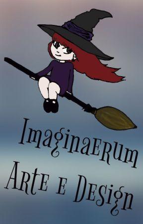Capas Imaginaerum Arte e Design by TatianaRuizz