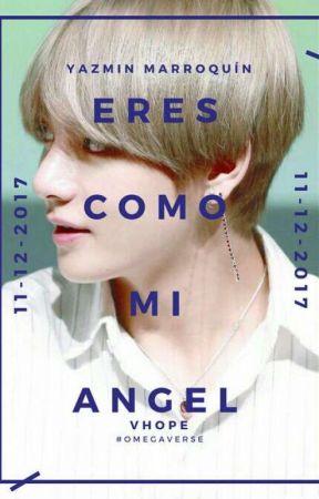 Eres Como Mi Angel [OMEGAVERSE] [VHOPE] #HopeContest by MinMinBlack