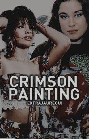 Crimson Painting (Camren) by retroria