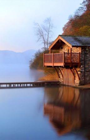 The lake house  by tokoloshe_Kinny