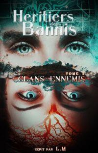 Héritiers des Bannis - Tome 1 : Clans ennemis cover