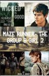 Maze Runner-The Group B girl 2 cover