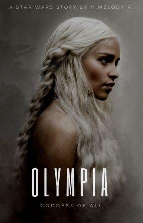 OLYMPIA ▷ KYLO REN by incendiarius