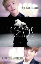 Legends [Book Two] by yumi_ishii