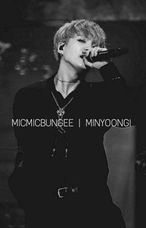 micmicbungee   Minyoongi  by Xsyfqh