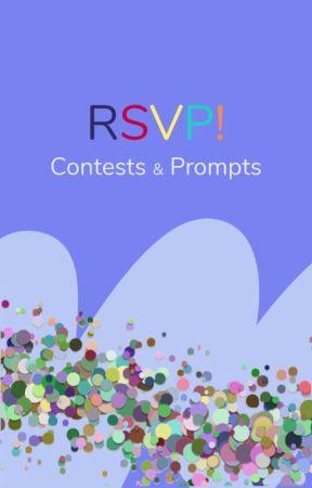 RSVP: WattpadFestivals Contests & Prompts by WattpadFestivals