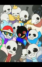 Ask And Dare Sans And The Other AU Sans (DISCONTINUED) by SimplyAngelie
