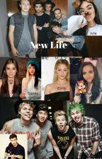 New Life door ApplesInABin