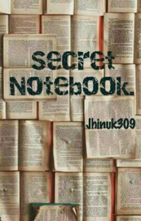 Secret Notebook. by Jhinuk309