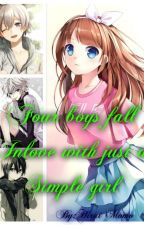 Four boys Fall Inlove with just a Simple girl by user62076990