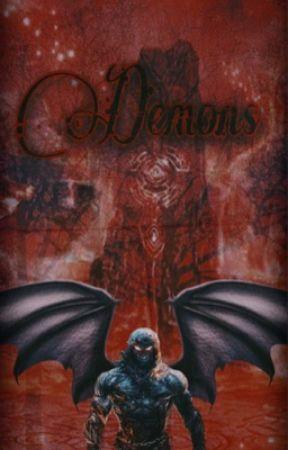 demons |  bts by adrysshi