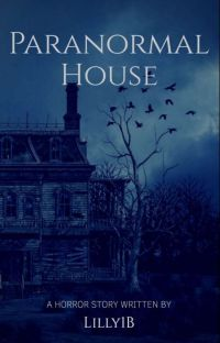 Paranormal House  cover