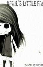 April's Little Friend by kawaii_introvert2020