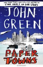 Paper Towns  by Lexieeemd