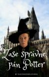 Zase správne, pán Potter cover