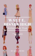 Walt E. Disney High by QuestWing