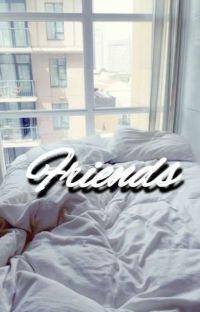 Friends • E.D. cover