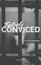 Falsely Convicted  (G!SansxFrisk) by Wolf-Madison