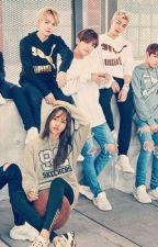 Jin's little sister  (BTS spanking fic)  by Yerinator
