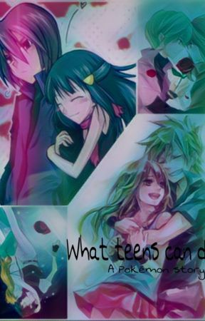 What teens can do by Squirtlesaur4ever