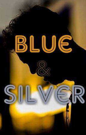 Blue And Silver by ambarabaccicicoco
