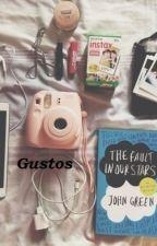 Gustos by AnaGabrielGa