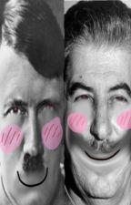 Hitler X Stalin by magnushammersmith