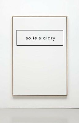 hansol centric   solie's diary